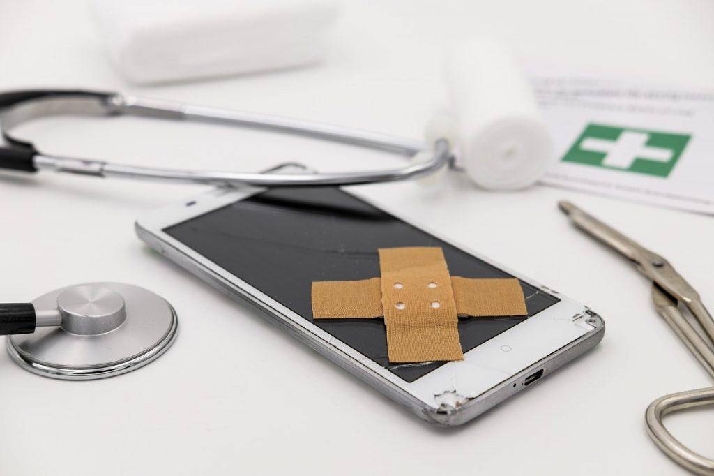 patch, association, mobile phone
